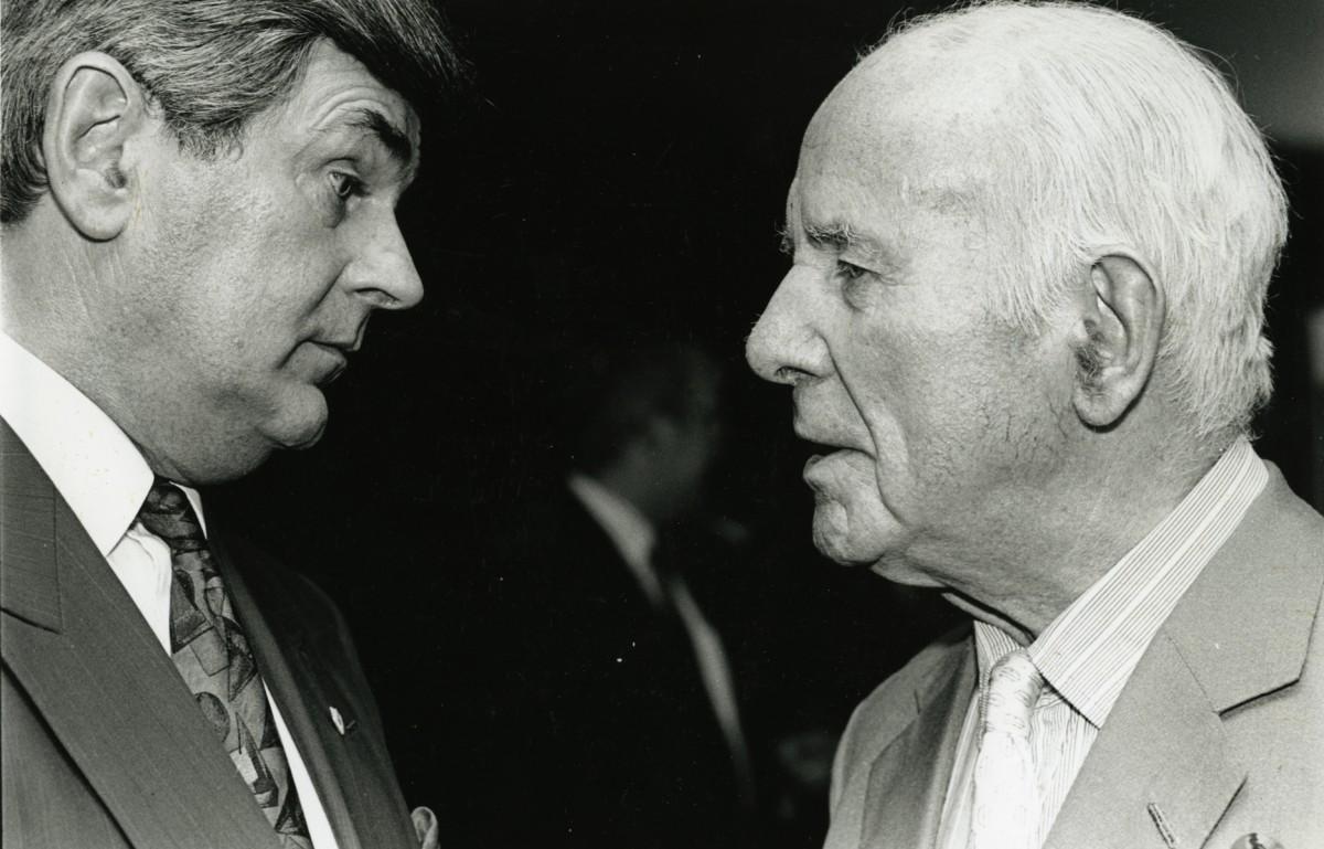 O'Driscoll // County Dublin :: Tim O'Driscoll & Ray McSharry, 1990's.