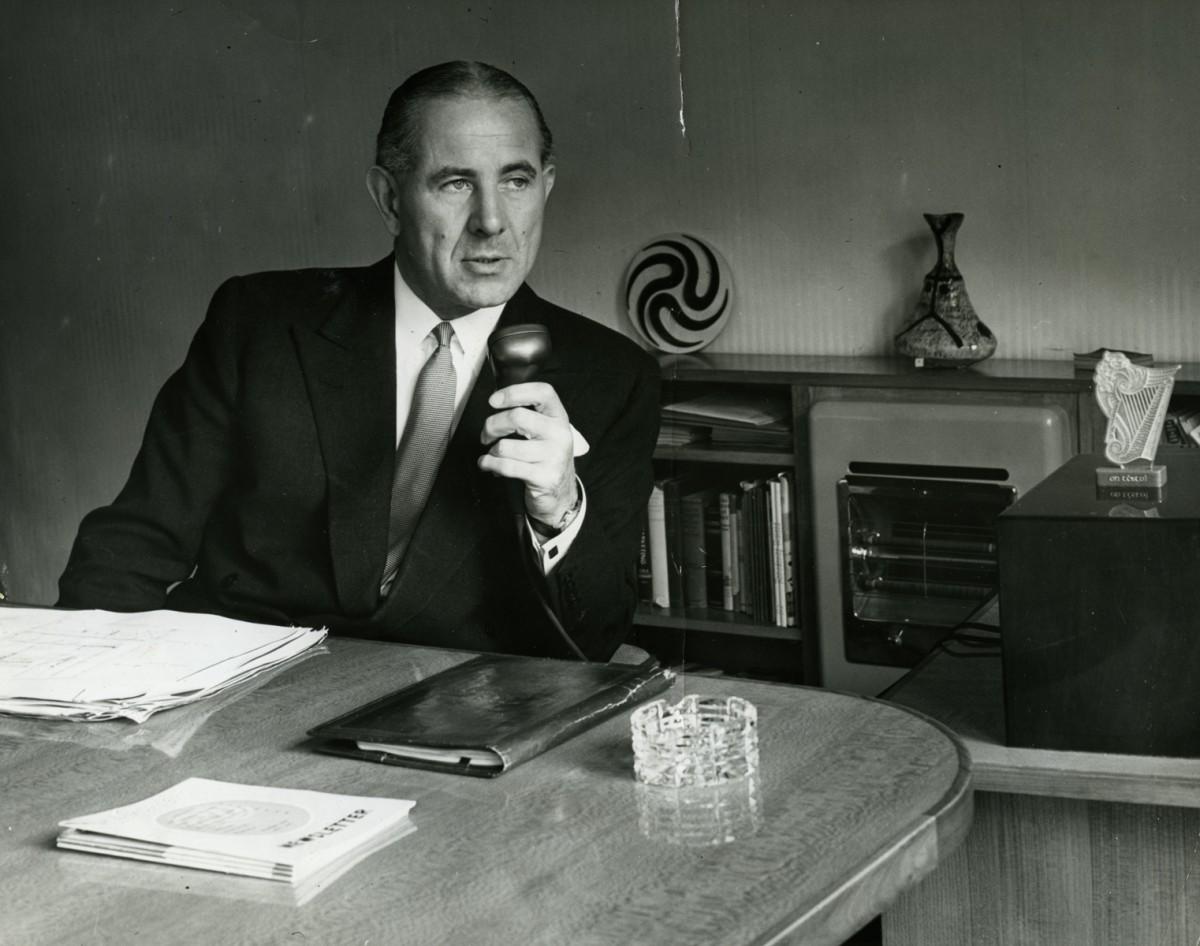 O'Driscoll // County Dublin :: Tim O'Driscoll, Bórd Fáilte, 1950's