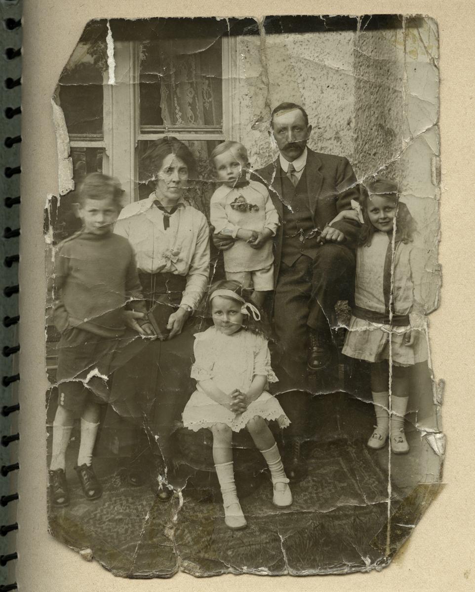 O'Driscoll // County Dublin :: O'Driscoll Family, 1921-2