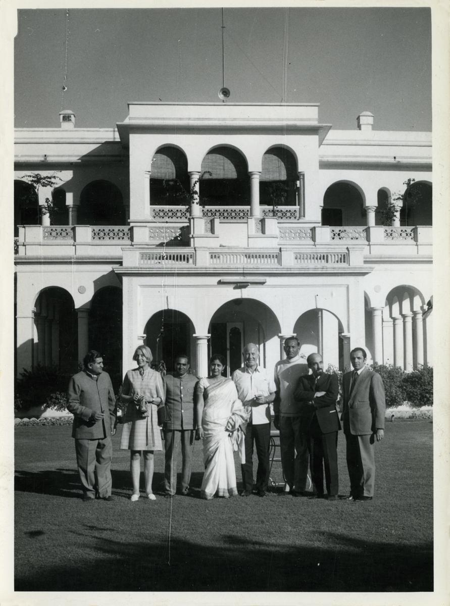 O'Driscoll // County Dublin :: India, 1970's
