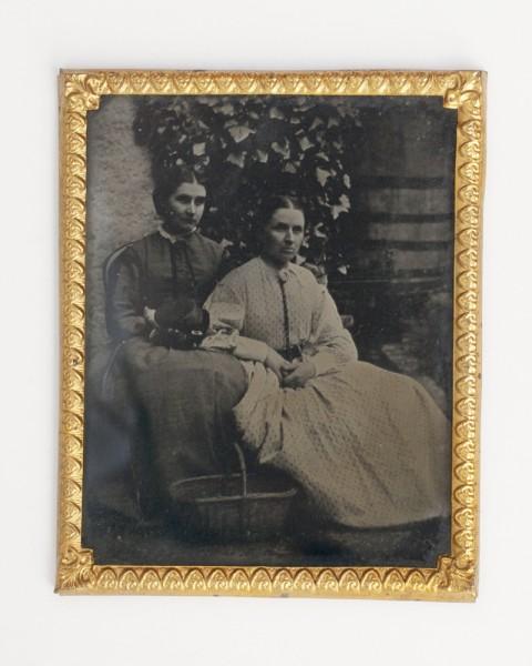 Mary and Rebecca Shackleton