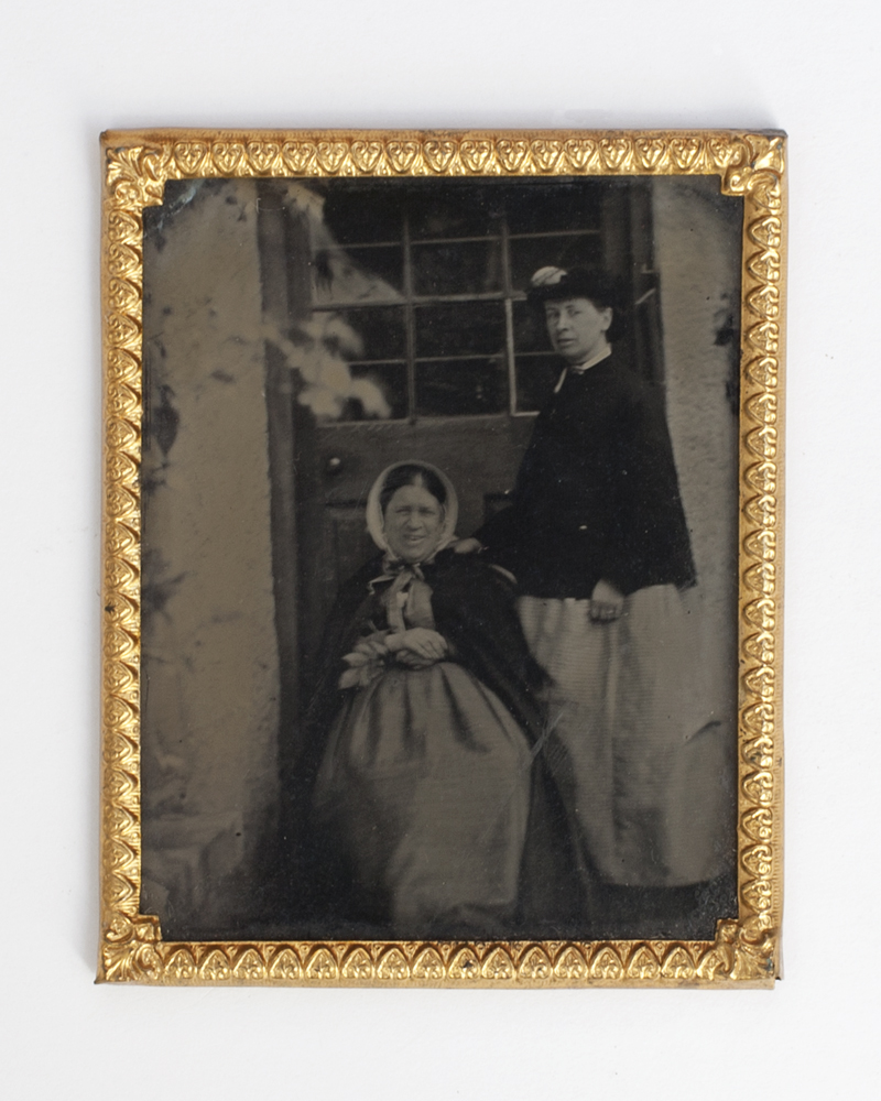Shackleton // County Kildare :: Hannah Shackleton and her daughter Lizzie
