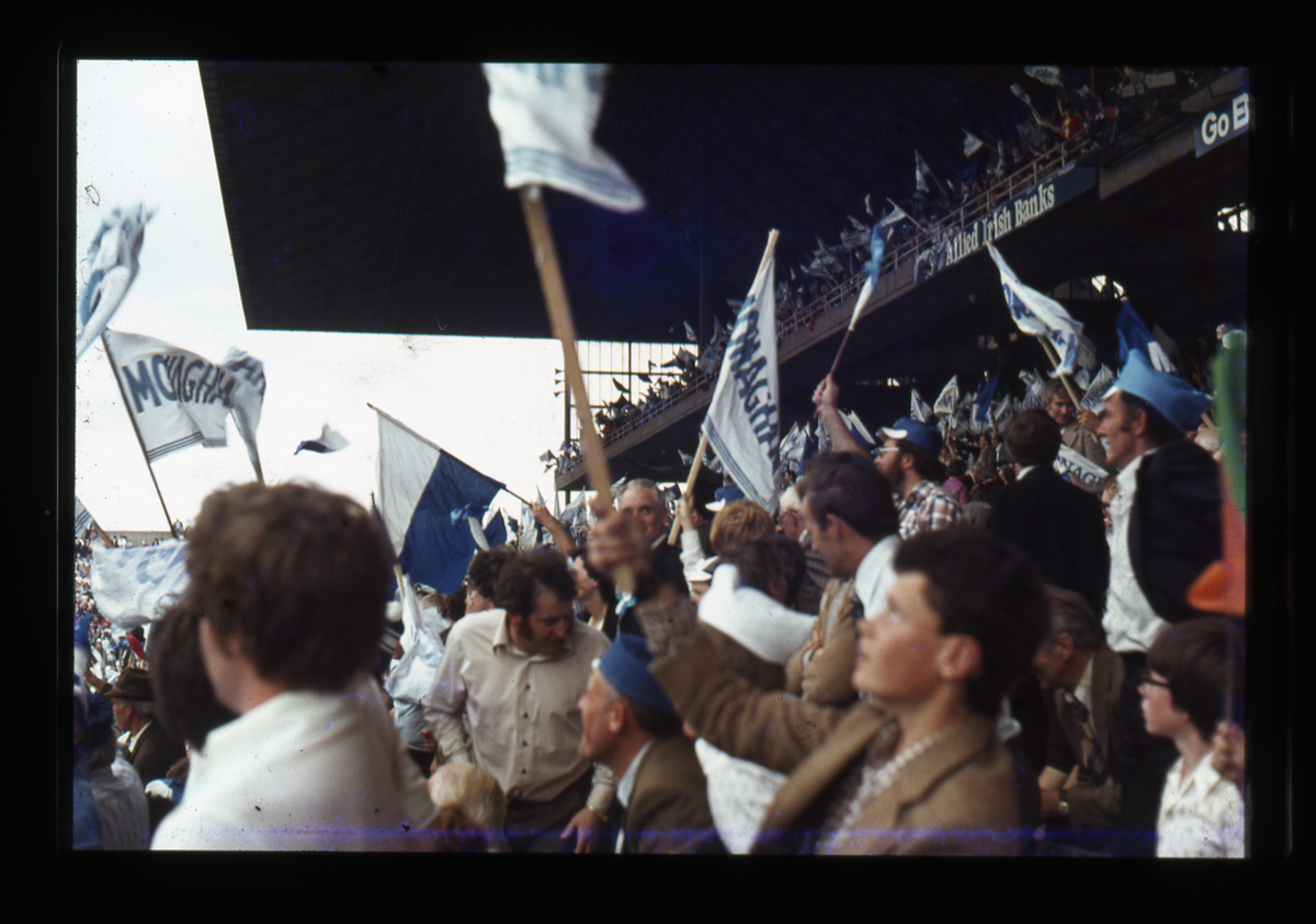 Eugene Clerkin Archive :: Monaghan supporters
