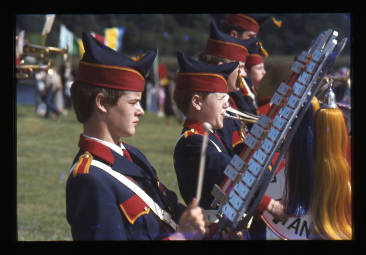 Eugene Clerkin Archive :: Marching band