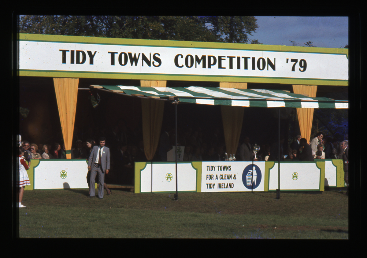 Eugene Clerkin Archive :: Tidy towns competition, 1979
