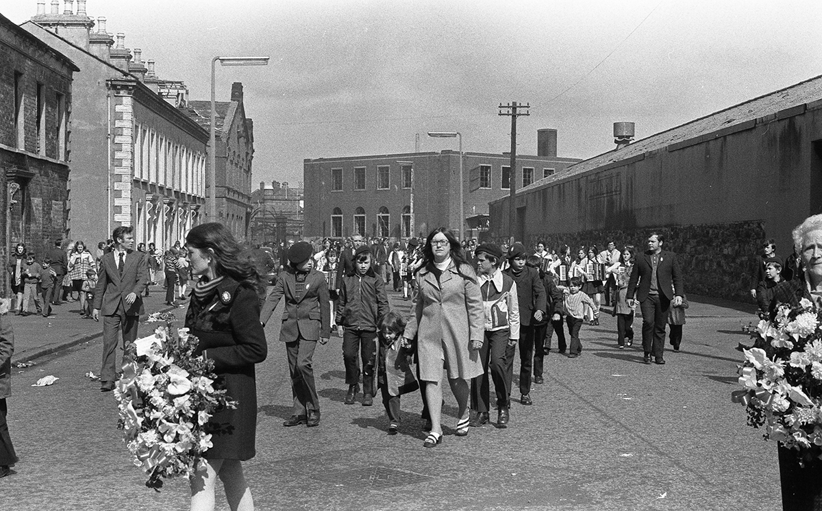 Peter McKee Archive // County Down, Antrim, Tyrone & L/Derry :: Belfast Markets