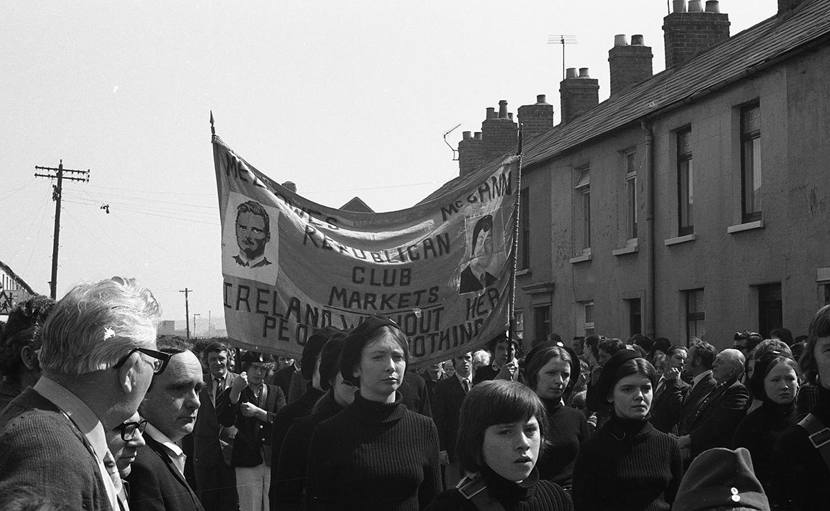 Peter McKee Archive // County Down, Antrim, Tyrone & L/Derry :: Belfast Markets