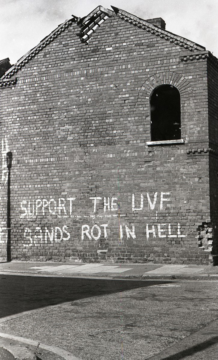 Peter McKee Archive // County Down, Antrim, Tyrone & L/Derry :: Loyalist Graffiti