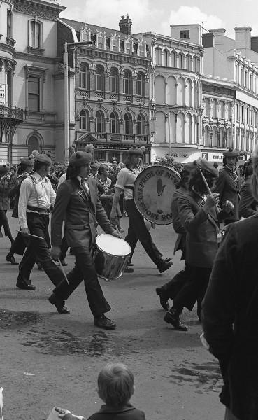 Loyalist March, 1970s
