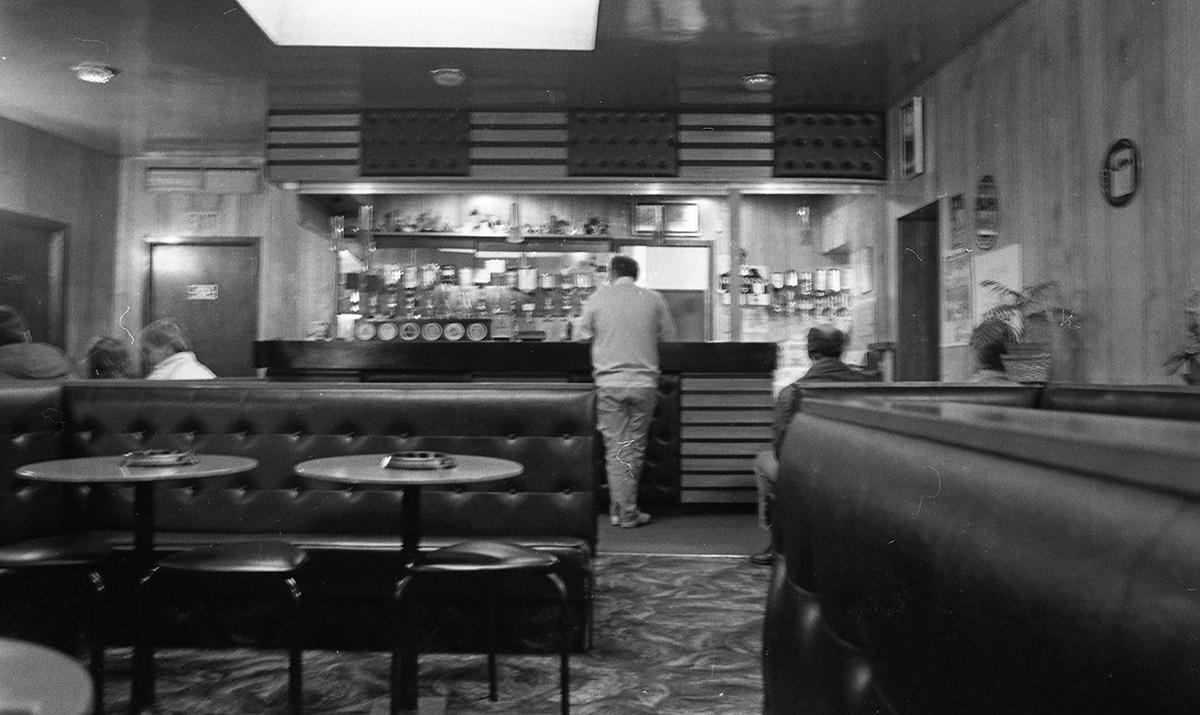 McKee  //  County Down :: Pub interior, Belfast 1970s