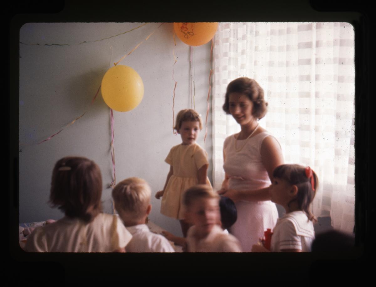 Declan Gilroy Archive // County Sligo :: Children's birthday party