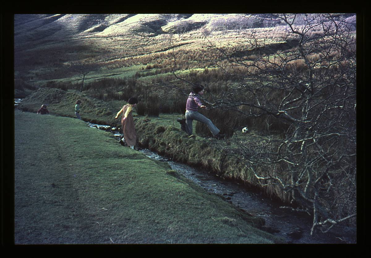 Declan Gilroy Archive // County Sligo :: Jumping over the ditch
