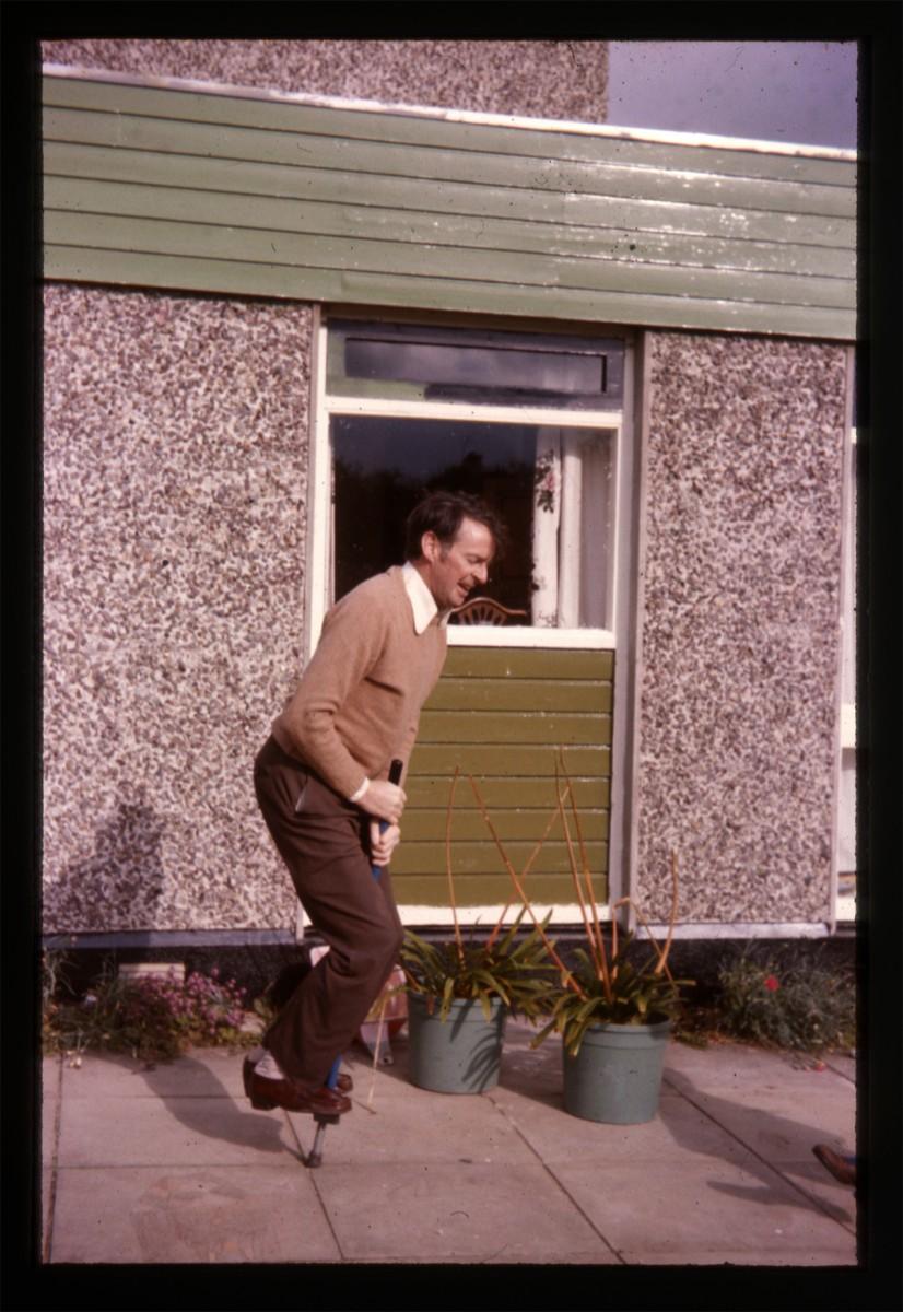 Declan Gilroy Archive // County Sligo :: Pogo stick