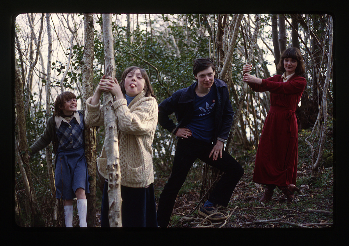 Declan Gilroy Archive // County Sligo :: Gilroy children