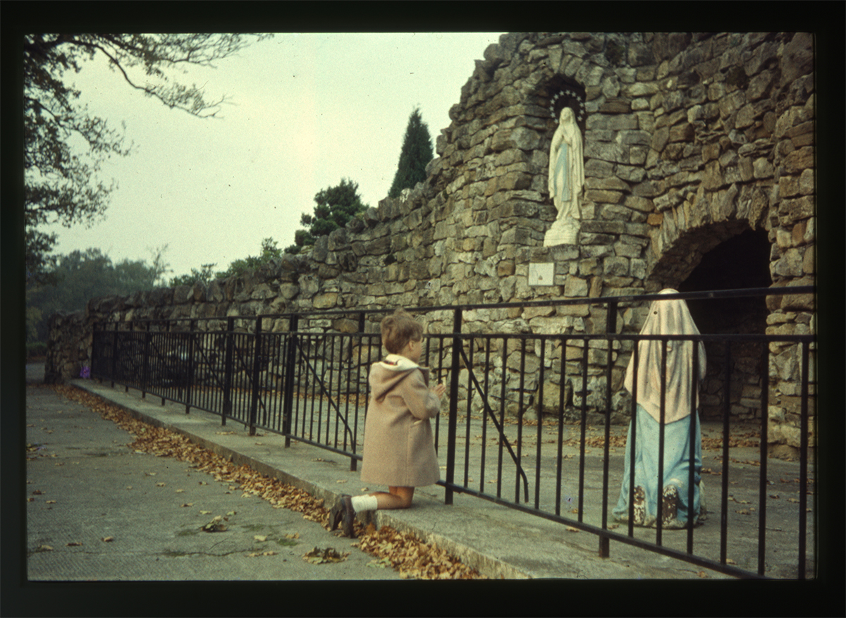 Declan Gilroy Archive // County Sligo :: Child praying
