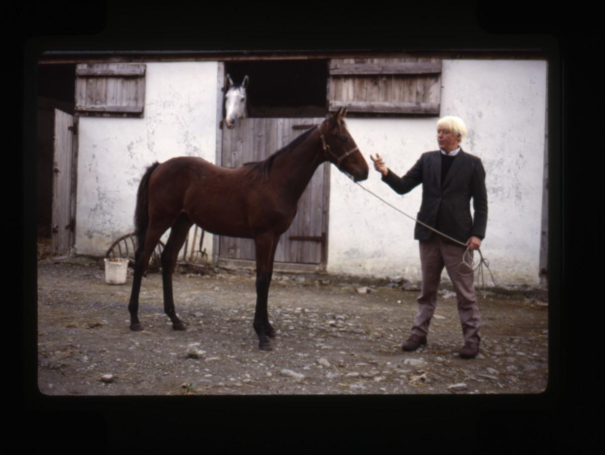 Declan Gilroy Archive // County Sligo :: Man & horse