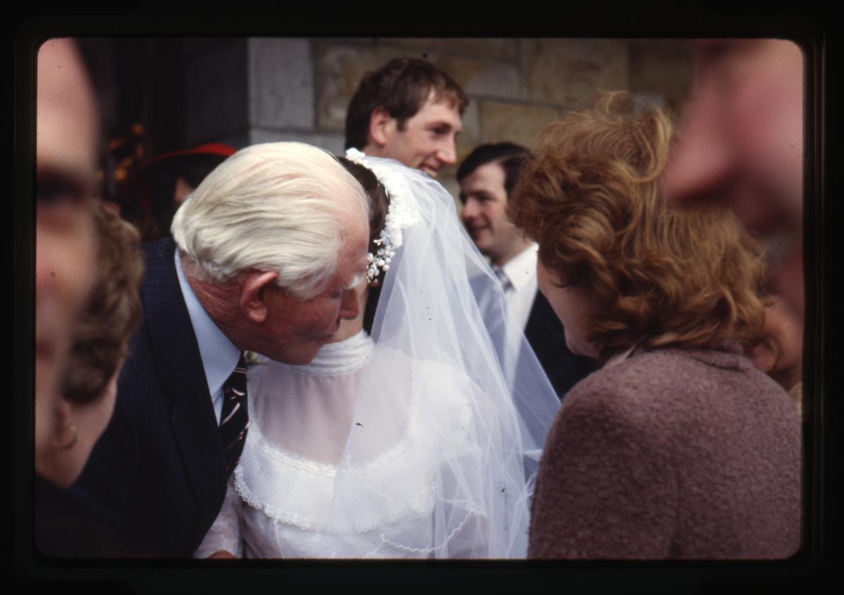 Declan Gilroy Archive // County Sligo :: Portrait of bride