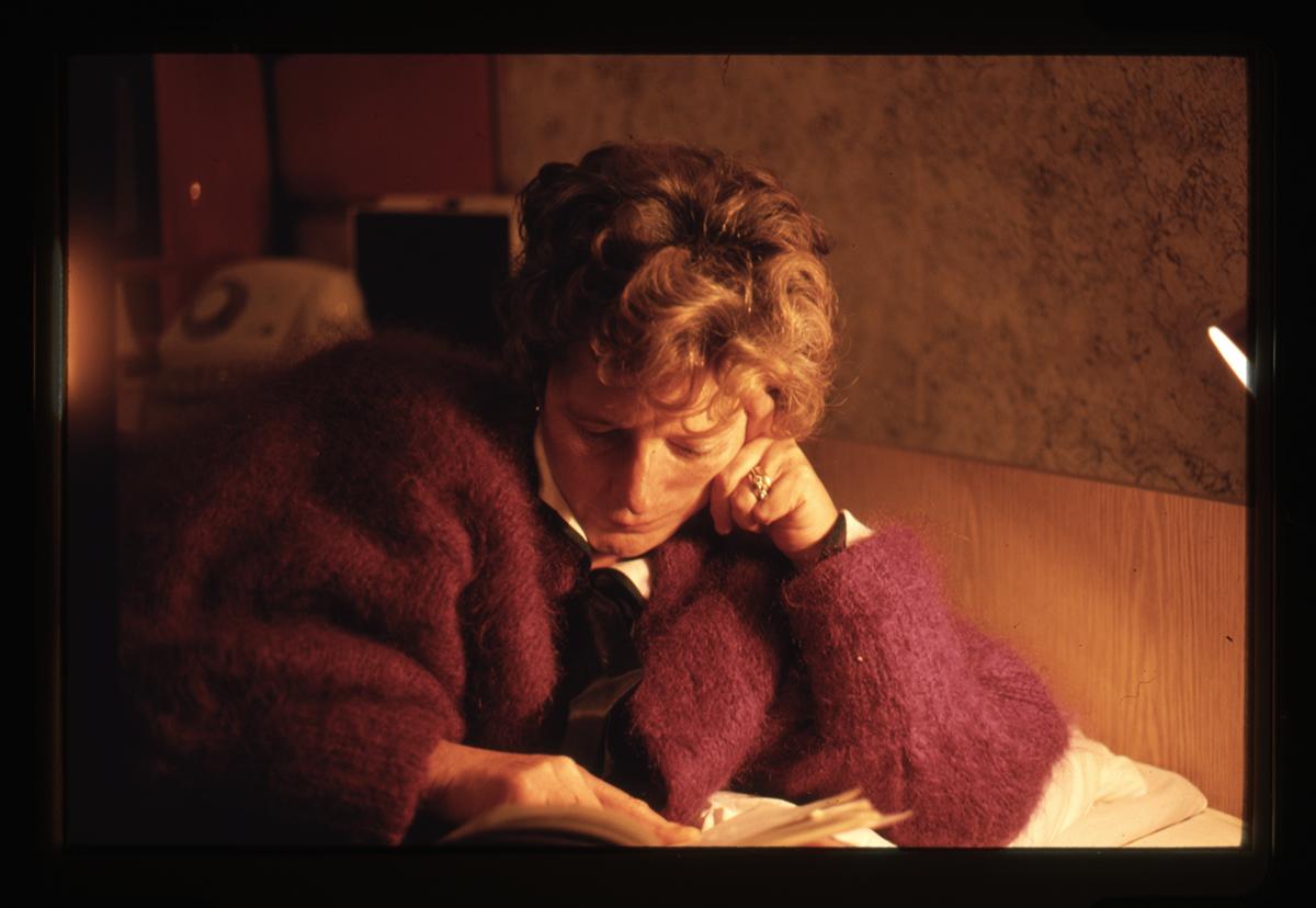 Declan Gilroy Archive // County Sligo :: Portrait of Maura Gilroy