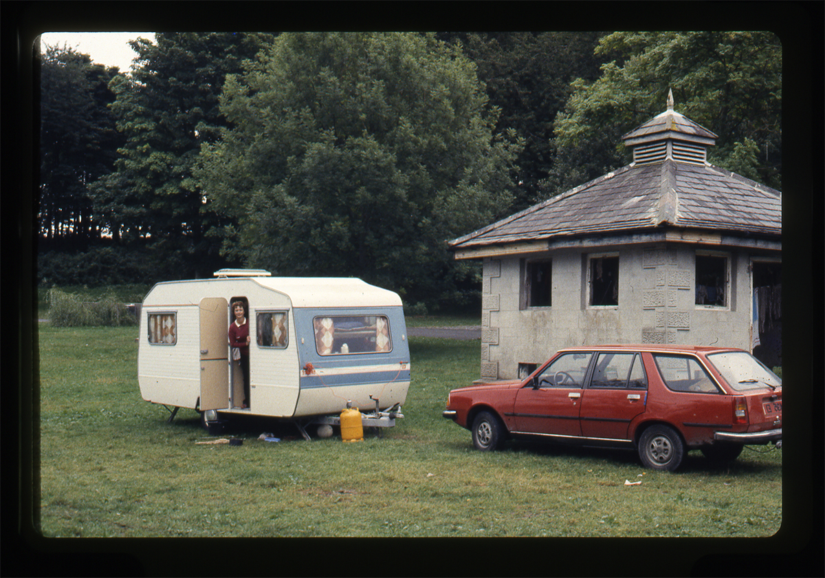 Declan Gilroy Archive // County Sligo :: Caravan holiday