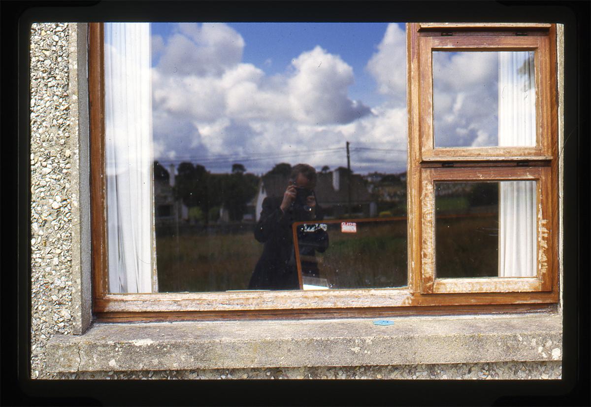 Declan Gilroy Archive // County Sligo :: Reflection self-portrait