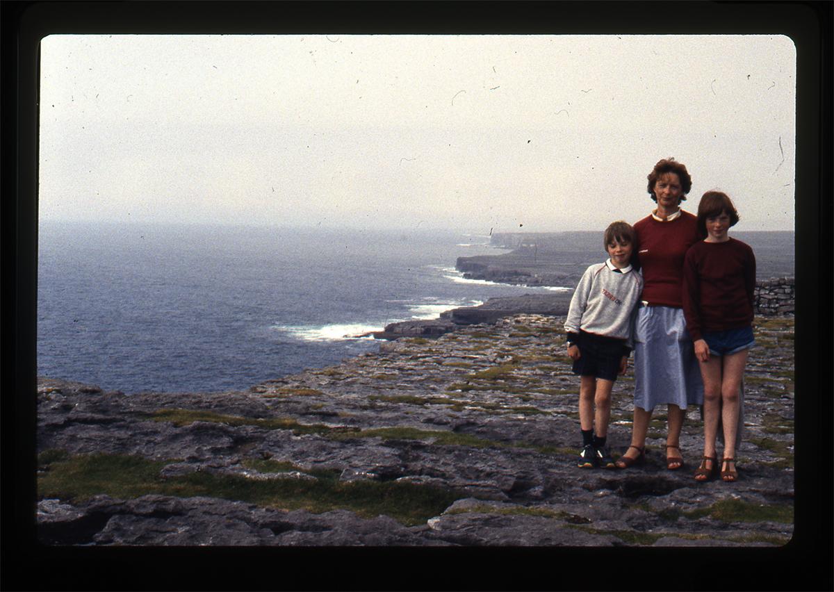 Declan Gilroy Archive // County Sligo :: At the sea