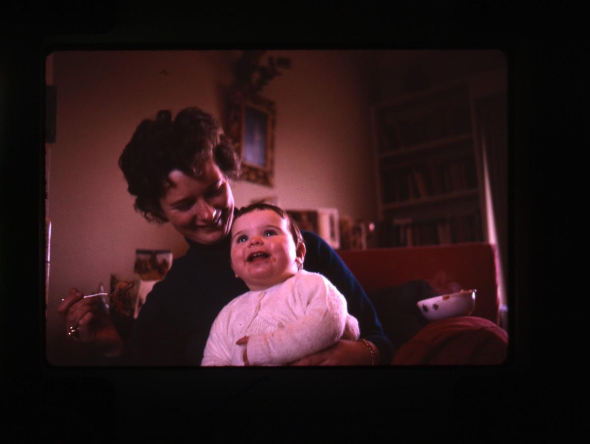Declan Gilroy Archive // County Sligo :: Mother & baby