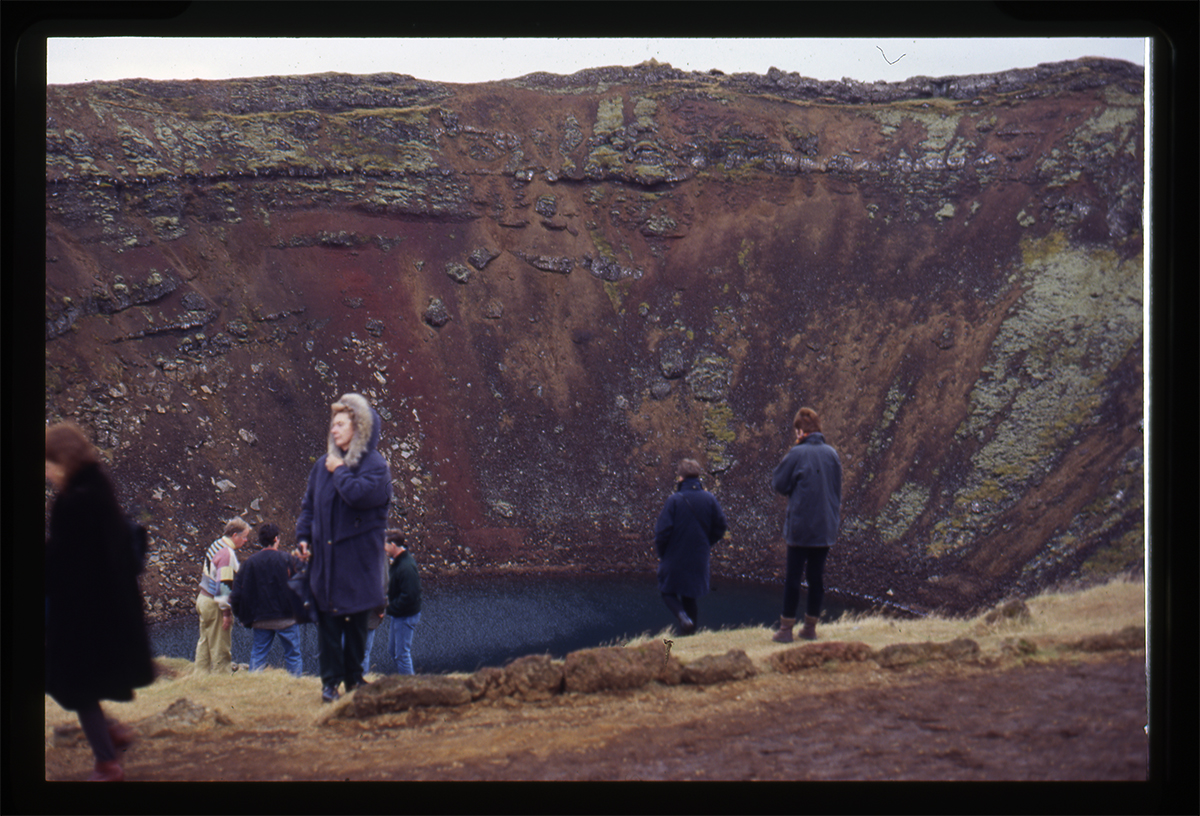Declan Gilroy Archive // County Sligo :: Crater edge