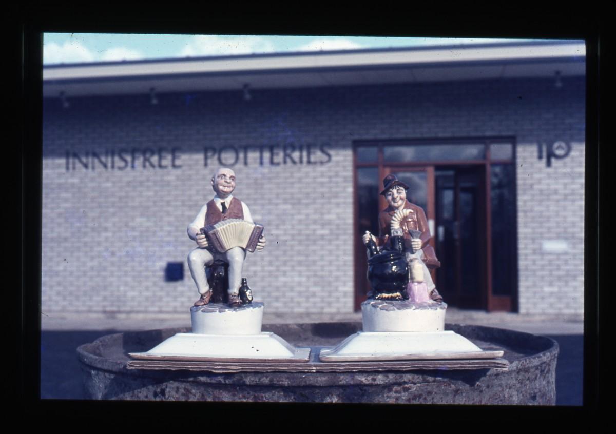 Declan Gilroy Archive // County Sligo :: Innisfree Potteries