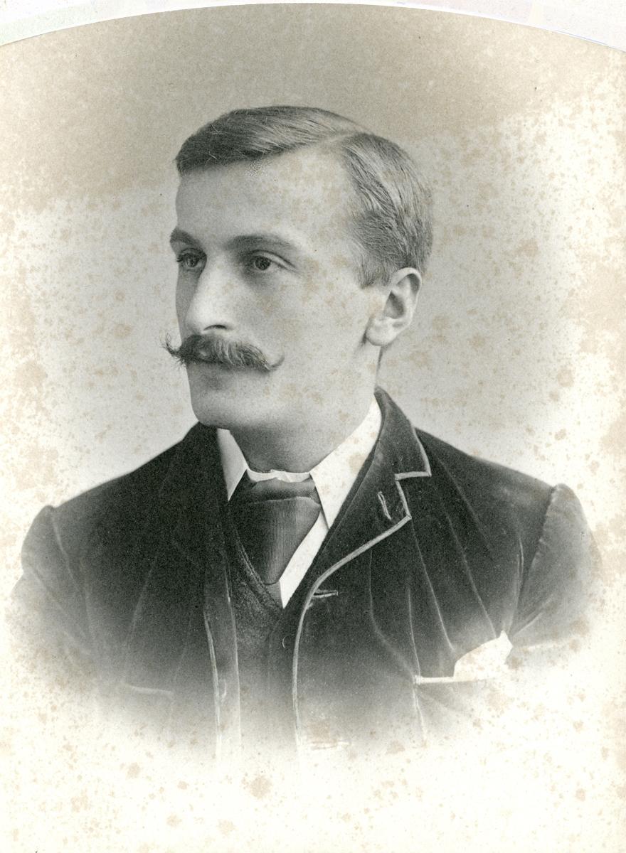 McKay  //  County Antrim :: Portrait of Hugh Parry