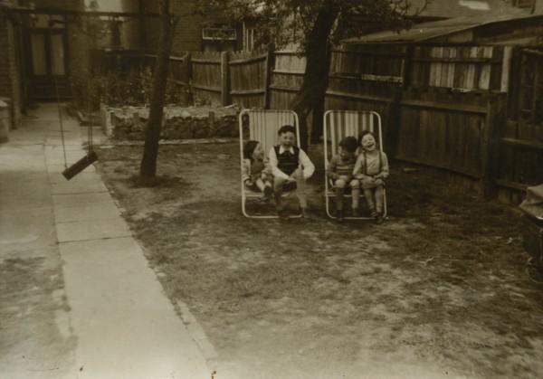 The Smith children in Birmingham