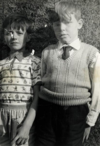 Michael Laverty and Gordon Ashbridge