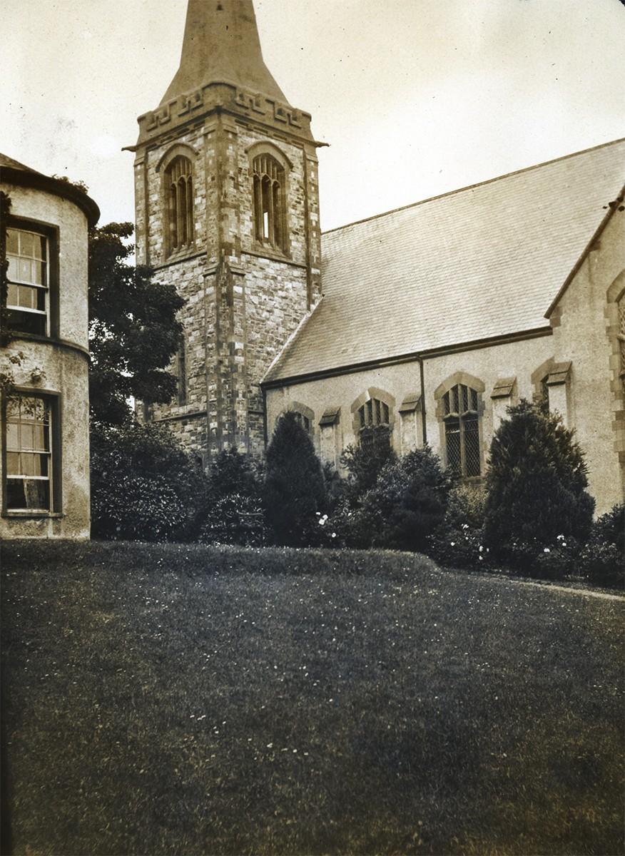 Scott // County Donegal :: The first Ramelton Presbyterian Church