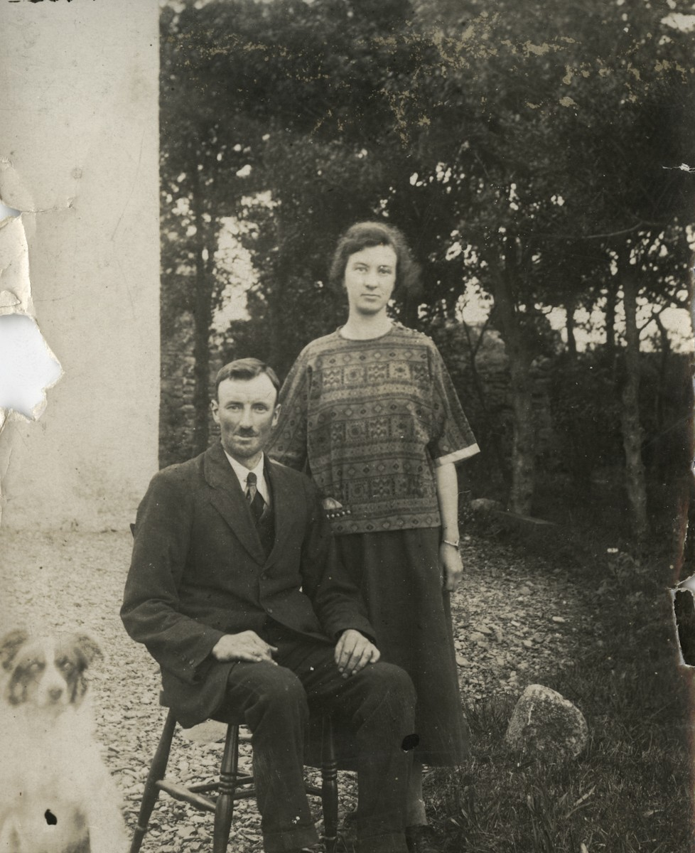 Roulston // County Donegal :: James and Frances Roulston, Moneymore, Newtowncunningham