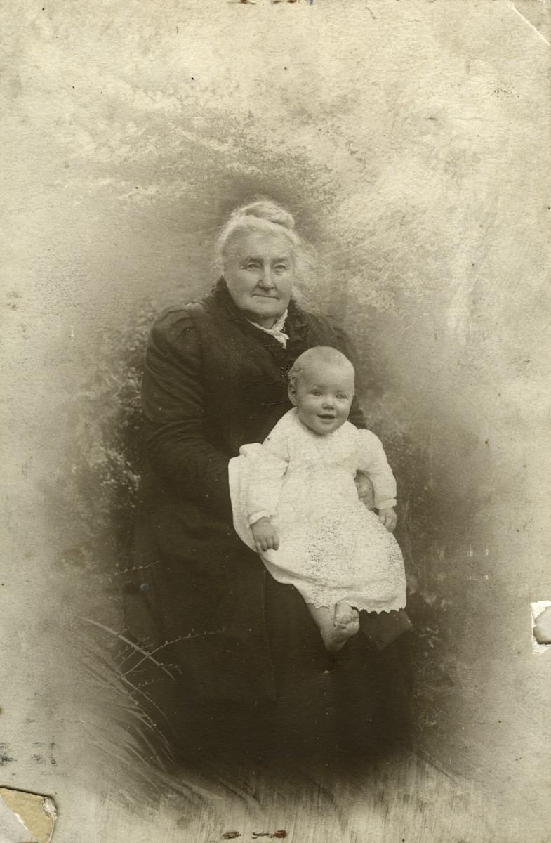 Roulston // County Donegal :: Mrs Anne Mason (neé Dorward)