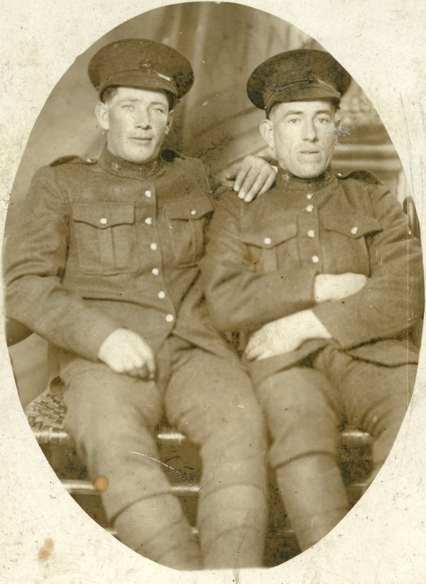 Roulston // County Donegal :: James Hunter & Canadian friend
