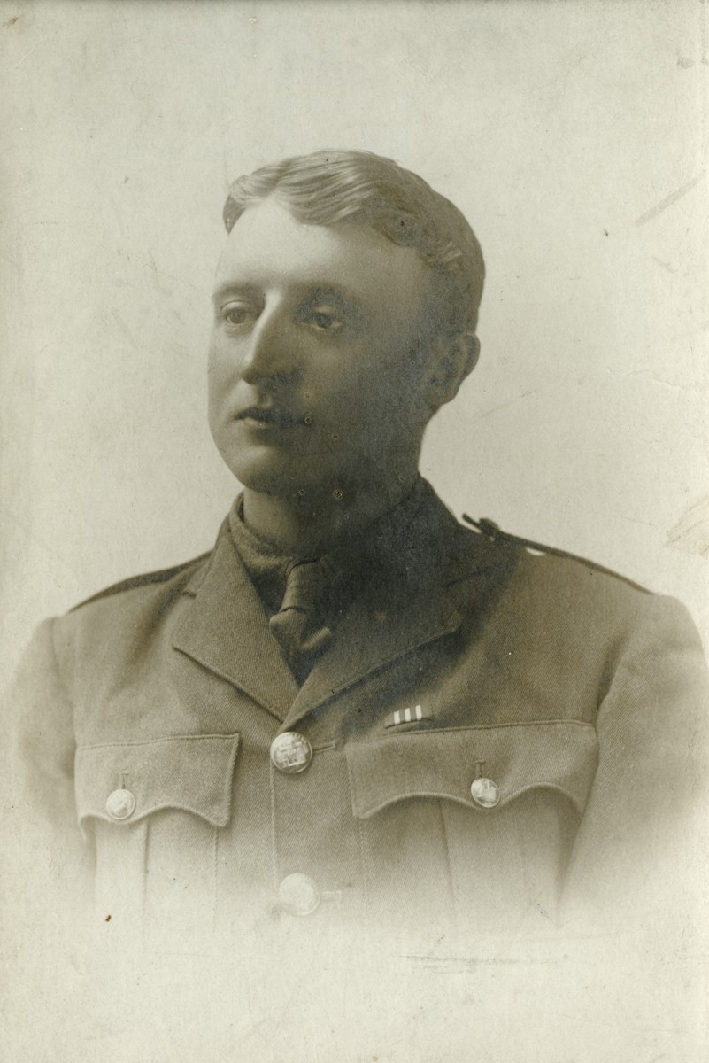 Roulston // County Donegal :: Sergent Robert Roulston, 11th Royal Inniskilling Fusilliers, World War 1