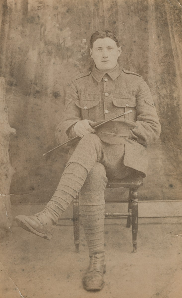 Roulston // County Donegal :: Corporal William Laird, Raphoe, 11th Royal Inniskilling FUsiliers