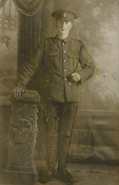 Robert Roulston, Gortree, 11th Royal Inniskilling Fusiliers