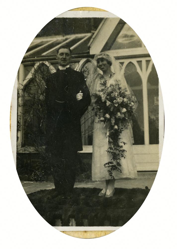 Knight // County Monaghan :: Wedding c1920's