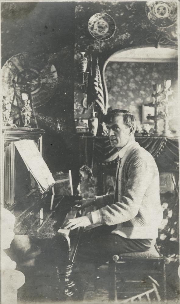 Carney // County Down :: Ernest Carney, Belfast, 1910