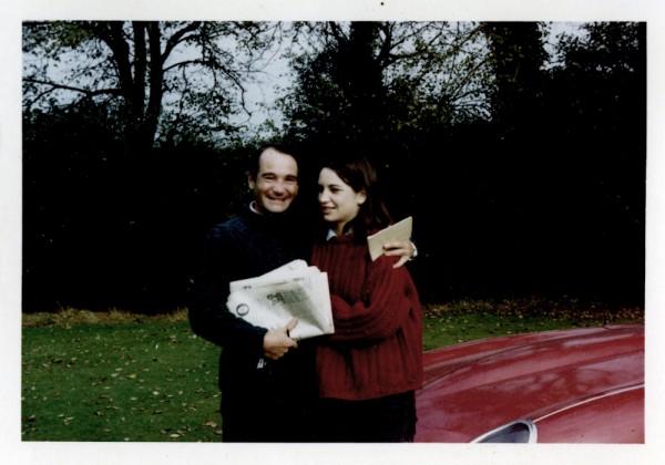 David and Tina Hall