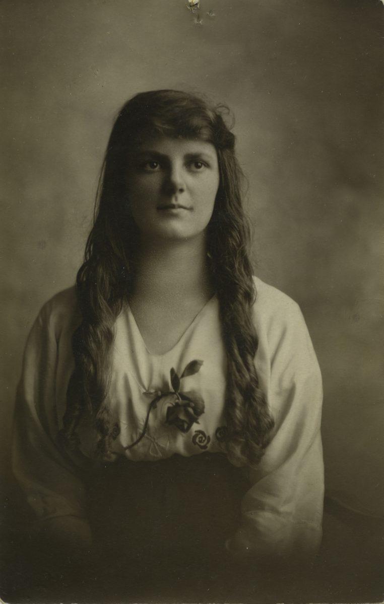 Stewart // County Monaghan :: Addie's Portrait