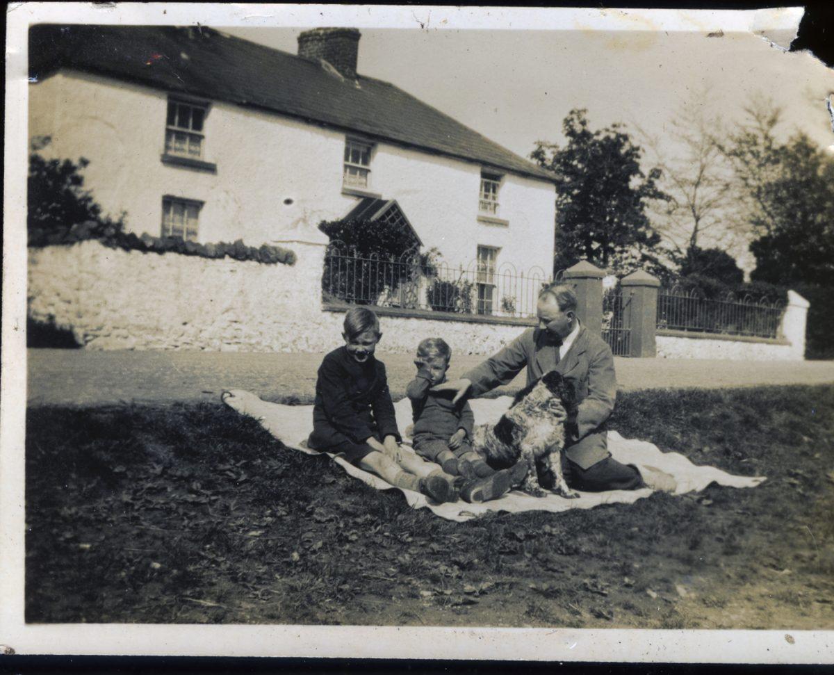 Stewart // County Monaghan :: Children of the Stewart family