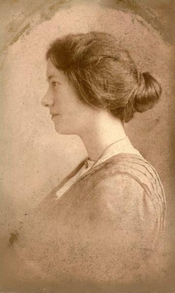 Anne Carr portrait