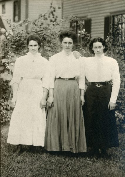 Anne, Nora, Bridget Carr