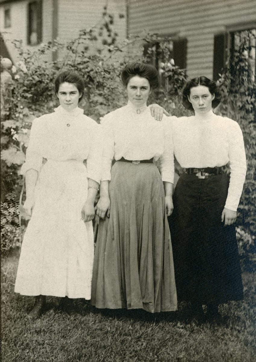Geraghty // Boston and County Galway :: Anne, Nora, Bridget Carr