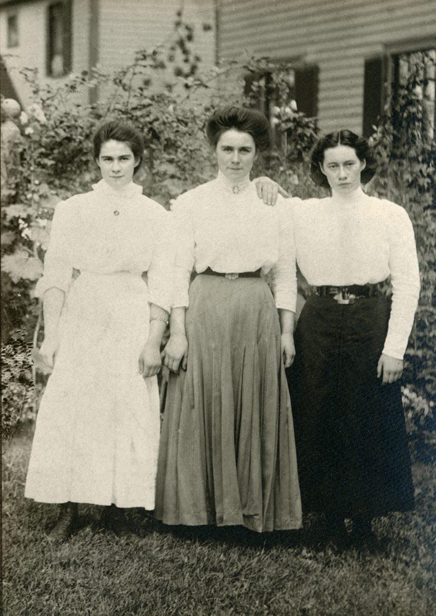 Geraghty // Boston & County Galway :: Anne, Nora, Bridget Carr
