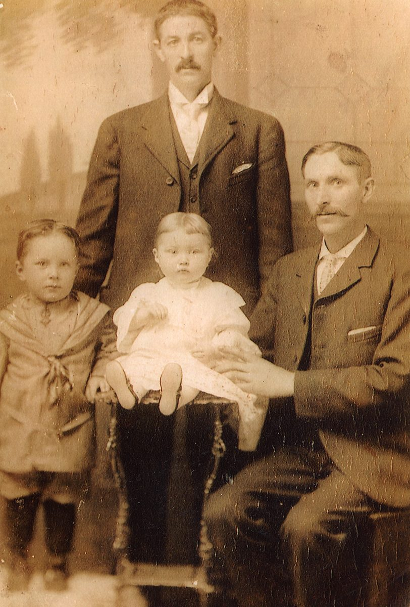 Dwyer Family // Boston and Beara :: Dwyer brothers, Butte Montana, c1890s