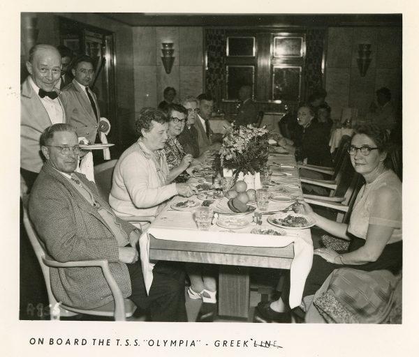 Paternal Grandparents Patrick Joseph (l) and Mary Rose(r) (McAtasney) McNally