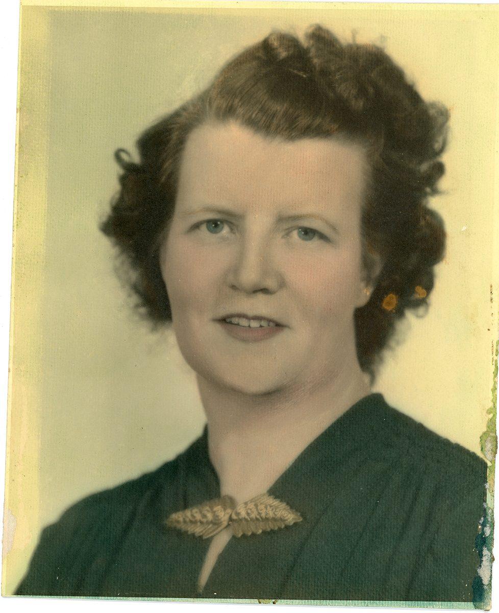 McNally // Boston & Lurgan :: Elizabeth Kearns Hendron, around 1920-1925